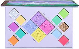 Düfte, Parfümerie und Kosmetik Lidschattenpalette - Moira Like A Princess Palette