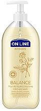Düfte, Parfümerie und Kosmetik Intimgel mit Kamille, Milchsäure und D-Panthenol - On Line Intimate Balance