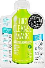 Düfte, Parfümerie und Kosmetik Reinigende Gesichtsmaske mit Minze und grünem Apfel - Ariul Juice Cleanse Mask Spearmint & Green Apple