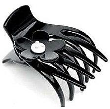 Düfte, Parfümerie und Kosmetik Haarklammer 234 schwarz - Moliabal Milano Hair Clip