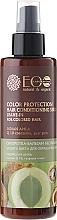 Düfte, Parfümerie und Kosmetik Farbschutz Conditioner ohne Ausspülen mit Q10 und Guaran - ECO Laboratorie Color Protection Hair Conditioning Serum Leave-In Indian Amla