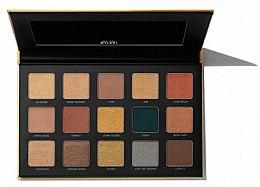 Düfte, Parfümerie und Kosmetik Lidschattenpalette - Milani Gilded Eyeshadow Palette