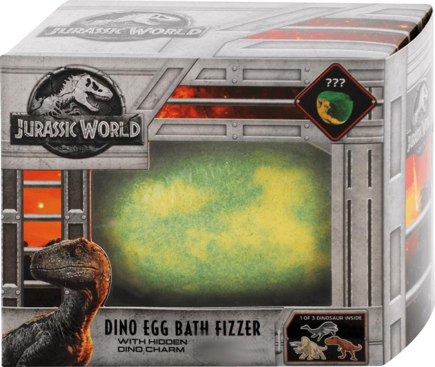 Badebombe für Kinder mit Sprudeleffekt - Corsair Universal Jurassic World Bath Fizzer — Bild N1