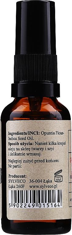 Feigenkaktusöl für das Gesicht - Oleiq — Bild N2