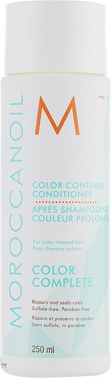 Conditioner für gefärbtes Haar mit Arganöl - Moroccanoil Color Continue Conditioner
