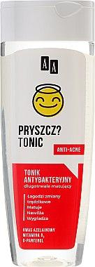 Antibakterielles Gesichtstonikum gegen Akne - AA Emoji Antibacterial Tonik — Bild N2