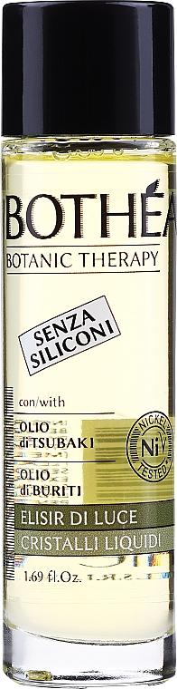 Haarelixier mit Kamelien- und Buritiöl - Bothea Botanic Therapy Elisir Cristalli Liquidi — Bild N1