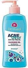 Düfte, Parfümerie und Kosmetik Gesichtsreinigungsgel - Dermacol Acneclear Make-up Removal and Cleansing Gel