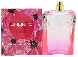 Düfte, Parfümerie und Kosmetik Ungaro Pink - Eau de Parfum