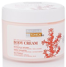 Körpercreme mit rotem Sanddorn - Natura Estonica Red Sea-Buckthorn Body Cream — Bild N1