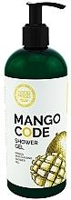 Düfte, Parfümerie und Kosmetik Feuchtigkeitsspendendes Duschgel mit Mango für normale Haut - Good Mood Mango Code Shower Gel