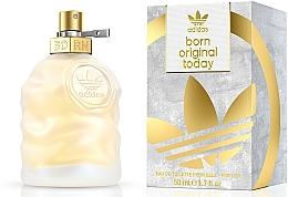 Düfte, Parfümerie und Kosmetik Adidas Born Original Today For Her - Eau de Toilette