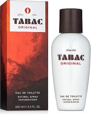 Maurer & Wirtz Tabac Original - Eau de Toilette — Bild N1