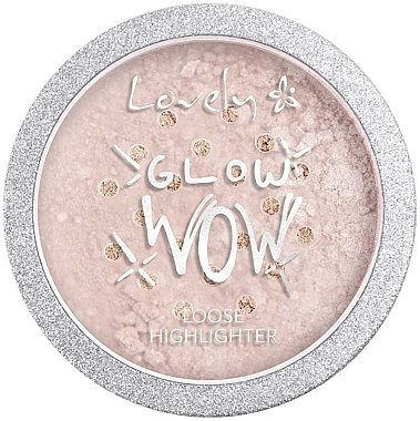 Loser Highlighter - Lovely Glow Wow Loose Highlighter — Bild N1