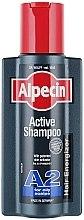 Düfte, Parfümerie und Kosmetik Shampoo gegen Haarausfall mit Kaffein für fettige Kopfhaut - Alpecin A2 Active Shampoo