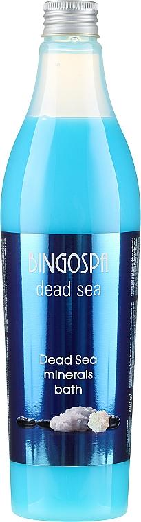 Badeschaum mit Mineralien aus dem Toten Meer - Bingo Spa Dead Sea Minerals Bath — Bild N1