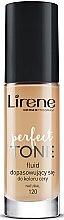 Düfte, Parfümerie und Kosmetik Foundation Fluid - Lirene Perfect Tone Fluid