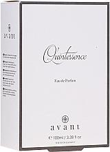 Düfte, Parfümerie und Kosmetik Eau de Parfum - Avant Quintessence