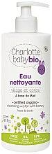 Düfte, Parfümerie und Kosmetik Beruhigendes Reinigungswasser für Gesicht & Körper mit Honig - Charlotte Baby Bio Cleansing Water