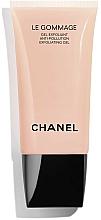 Düfte, Parfümerie und Kosmetik Sanftes Gesichtspeeling gegen Umweltschadstoffe - Chanel Le Gommage Gel Exfoliant