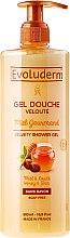Düfte, Parfümerie und Kosmetik Duschgel - Evoluderm Miel Gourmand Velvety Shower Gel