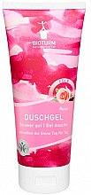 Düfte, Parfümerie und Kosmetik Duschgel Rose - Bioturm Rose Shower Gel No.72
