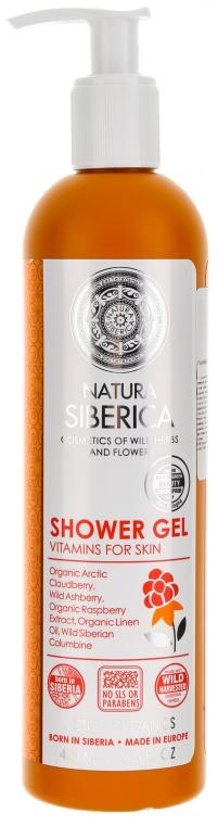"""Duschgel """"Vitamine für die Haut"""" - Natura Siberica — Bild N1"""