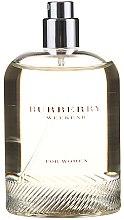Düfte, Parfümerie und Kosmetik Burberry Weekend For Women - Eau de Toilette (Teste ohne Deckel)