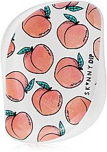 Haarbürste - Tangle Teezer Compact Styler Cheeky Peach — Bild N5