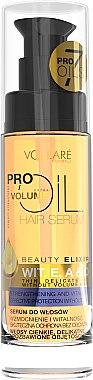 Stärkendes Haarserum mit Vitamin E, A & D - Vollare Pro Oli Volume Hair Serum — Bild N1