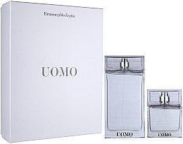 Düfte, Parfümerie und Kosmetik Ermenegildo Zegna Uomo - Set(edt/100ml + edt/30ml)