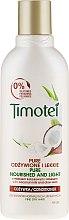 Düfte, Parfümerie und Kosmetik Haarspülung - TimoteiPure Nourished And Light Conditoner