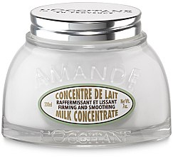 Düfte, Parfümerie und Kosmetik Straffendes, feuchtigkeitsspendendes und glättendes Milchkonzentrat für den Körper - L'Occitane Almond Milk Concentrate