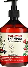 Düfte, Parfümerie und Kosmetik Volumen-Shampoo für feines Haar - Rezepte der Oma Gertrude
