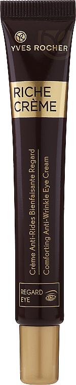 Reichhaltige Anti-Falten Augenkonturcreme - Yves Rocher Riche Creme Anti-Wrinkle Eye Cream — Bild N1