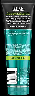 Shampoo für umfassendes Volumen - John Frieda Luxurious Volume Core Restore Protein-Infused Shampoo — Bild N2