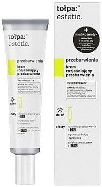 Aufhellende Tagescreme - Tolpa Estetic Day Cream