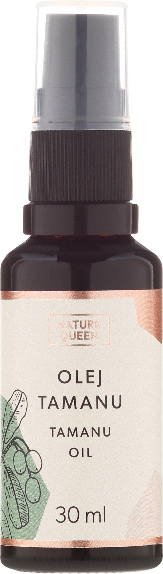"""Kosmetiköl """"Tamanu"""" - Nature Queen — Bild 30 ml"""
