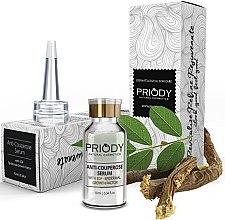Düfte, Parfümerie und Kosmetik Hautserum gegen Gefäßerweiterung - Priody Anti-Couperose Serum