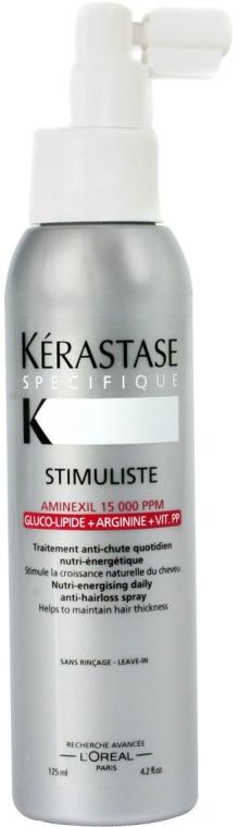 Spray bei anlagebedingtem Haarausfall zur täglichen Anwendung mit Vitaminen - Kerastase Specifique Stimuliste — Bild N2