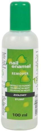 Nagellackentferner mit Kräuter - Venita Herbal Green Nail Enamel Remover — Bild N1