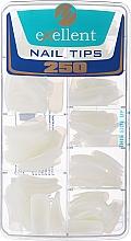 Düfte, Parfümerie und Kosmetik Künstliche Nägel d/k - Silcare Tipsy Exellent Natural