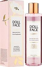 Düfte, Parfümerie und Kosmetik Erfrischendes Gesichtstonikum für normale und Mischhaut - Doll Face Clarify Balancing Toner Face Cleanser