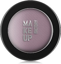 Lidschatten - Make Up Factory Mat Eye Shadow Mono — Bild N2