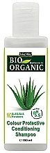 Düfte, Parfümerie und Kosmetik Farbschützendes Shampoo für alle Haartypen mit Aloe Vera - Indus Valley Bio Organic Colour Protective Conditioning Shampoo