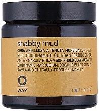 Düfte, Parfümerie und Kosmetik Haarstylingwachs Weicher Halt - Rolland Oway Shabby mud