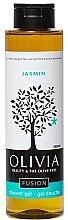 Düfte, Parfümerie und Kosmetik Duschgel mit Jasminextrakt - Olivia Beauty & The Olive Fusion Jasmin Shower Gel