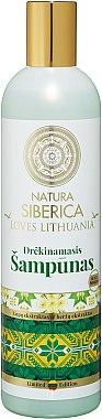 Feuchtigkeitsspendendes Shampoo - Natura Siberica Loves Lithuania Moisturize Shampoo — Bild N1