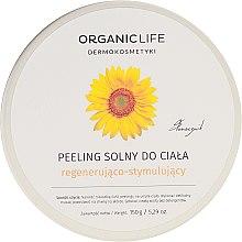 Düfte, Parfümerie und Kosmetik Regenerierendes Körperpeeling mit Meersalz - Organic Life Dermocosmetics Scrub