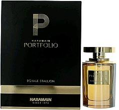 Düfte, Parfümerie und Kosmetik Al Haramain Portfolio Royale Stallion - Eau de Parfum